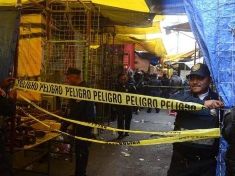 Balacera en Tepito deja dos muertos y dos lesionados