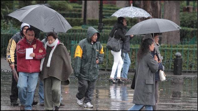 Se mantiene clima frío en norte y centro del país