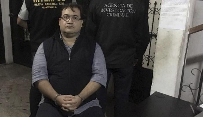 Extradición de Javier Duarte tomaría entre 6 y 12 meses