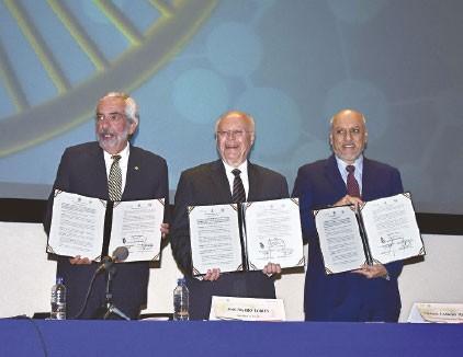 Crean consorcio nacional de investigación en salud en beneficio de los mexicanos