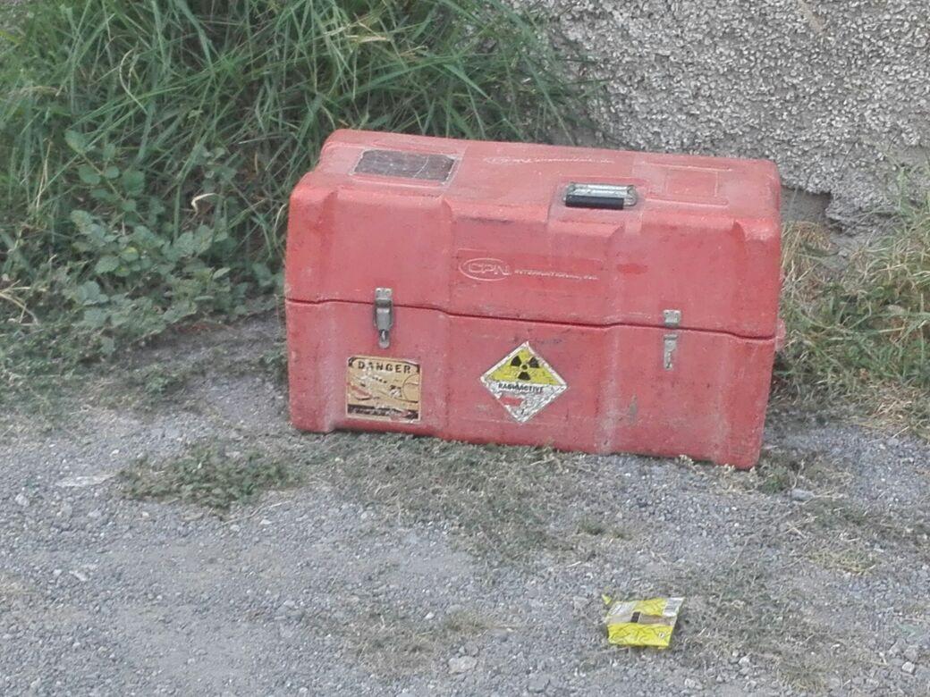 Alertan sobre el robo de material radiactivo en México