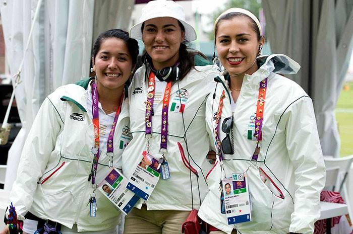 Destacan arqueros mexicanos en Copa del Mundo