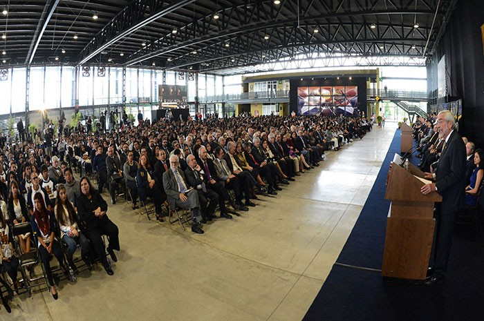 'Esfuerzo histórico' de la UNAM en este ciclo: Graue