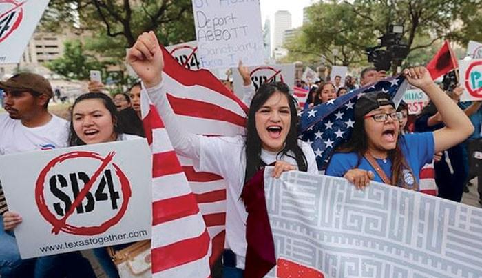 Se congratula México suspensión parcial de Ley SB-4 en Texas
