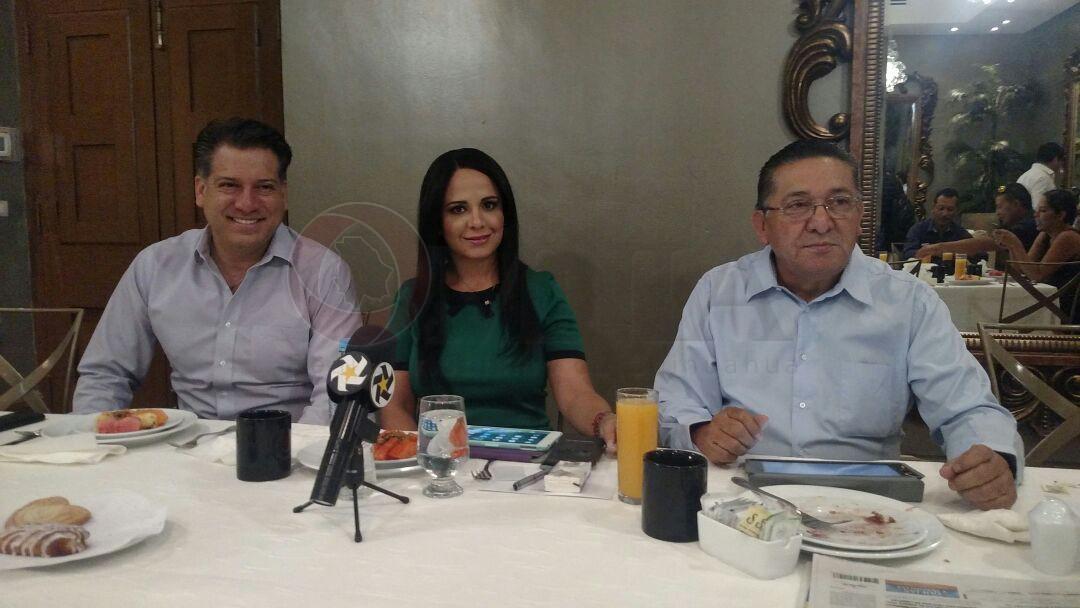 Busca Pablo Espinoza dirigir el CDE del PRI en Chihuahua