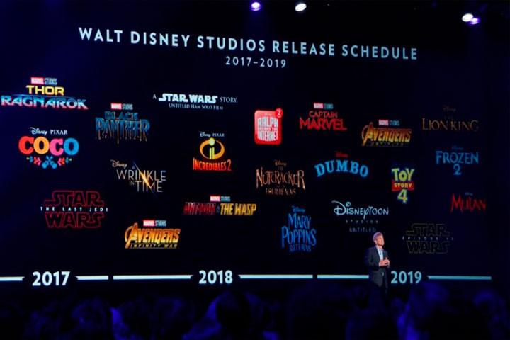 Disney anuncia