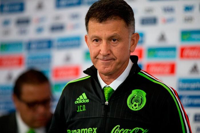 Osorio aclara el tema de los refuerzos en el Tri