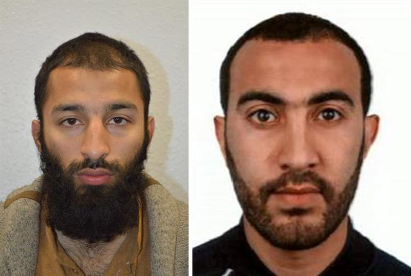 Tercer terrorista de Londres identificado como Youssef Zaghba, según diario