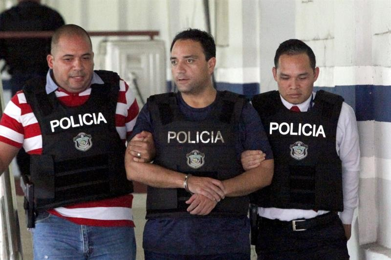 Detienen a Roberto Borge en Panamá