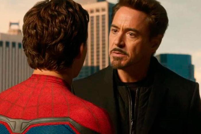 Homecoming' presenta nuevo avance cargado de acción — Spider-Man