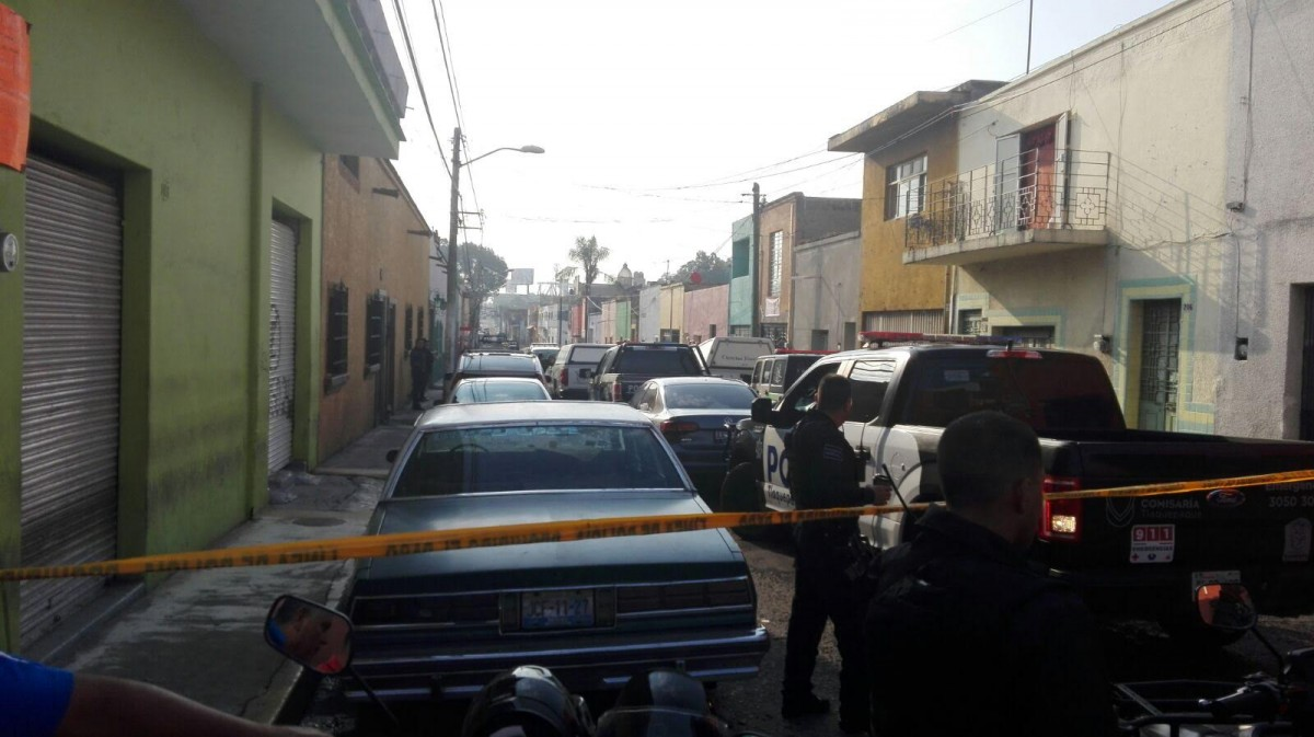 Matan a dos niños en un pleito familiar en Guadalajara