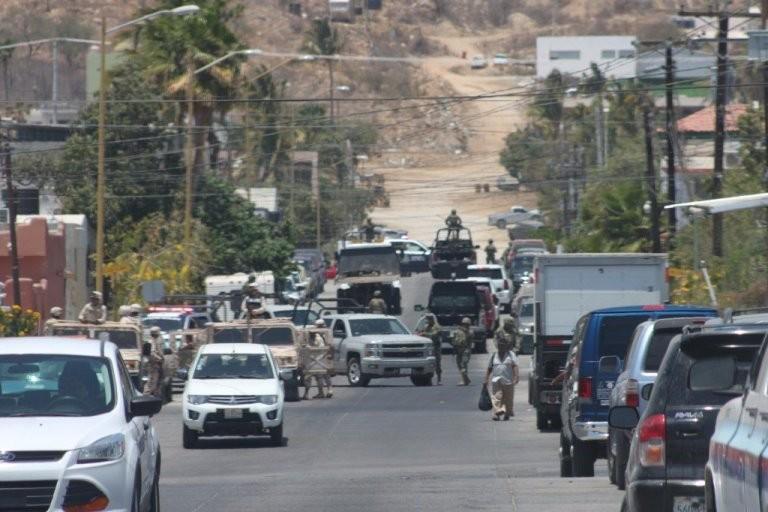 Policía Federal detuvo a presunto jefe de grupo delictivo en Los Cabos