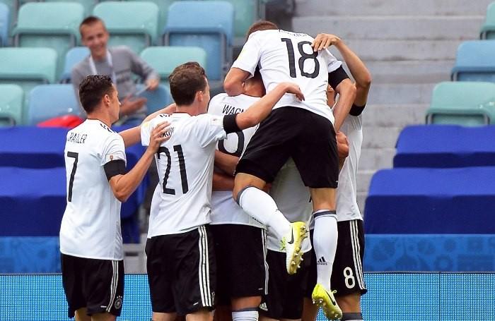 Rusia empezó con triunfo en su copa