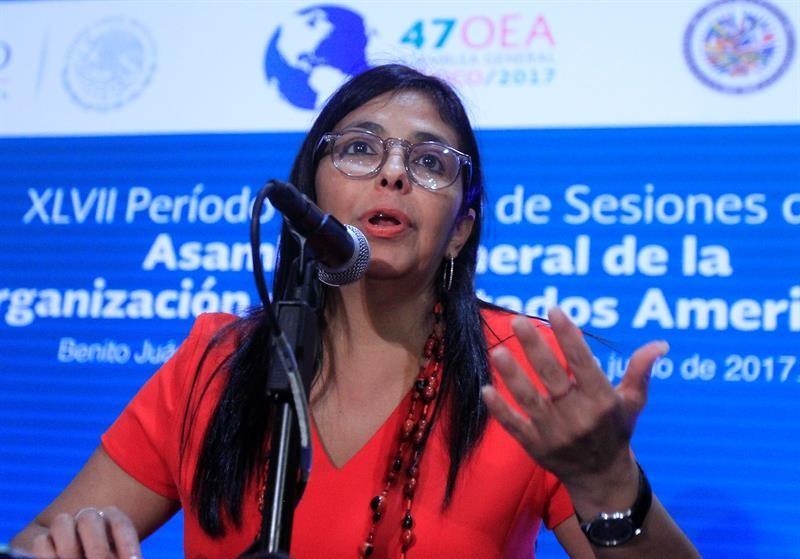 OEA rechaza resoluciones de Venezuela sobre Ayotzinapa y muro de EEUU