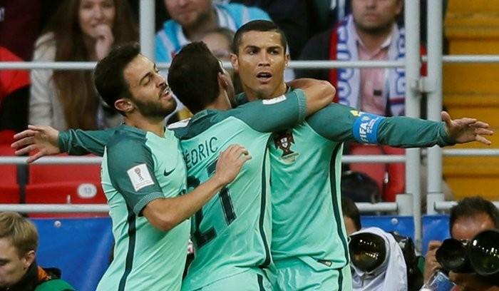 Portugal hace historia al vencer a Rusia en Confederaciones — Fútbol