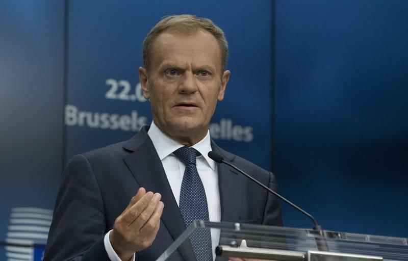 Tusk: Las propuestas de May sobre ciudadanos están por debajo de expectativas