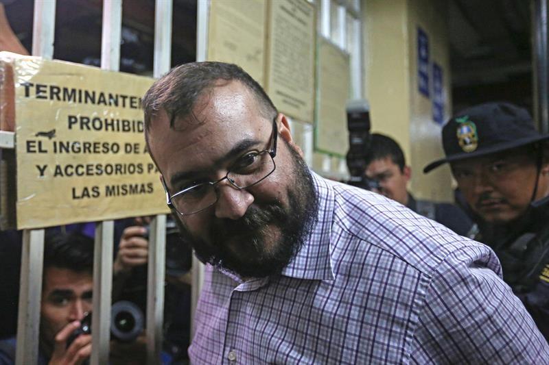 Duarte acepta extradición a México