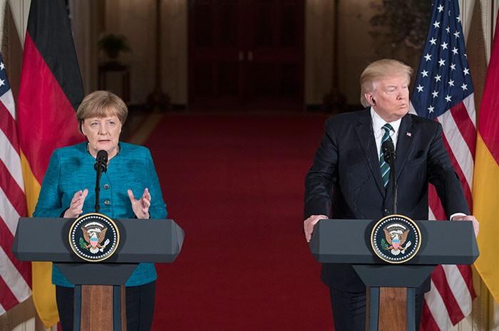 Alemania niega tener deudas de la OTAN como acusó Trump