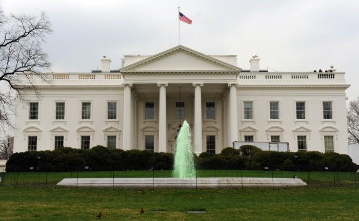 Detienen a hombre con paquete sospechoso cerca de la Casa Blanca