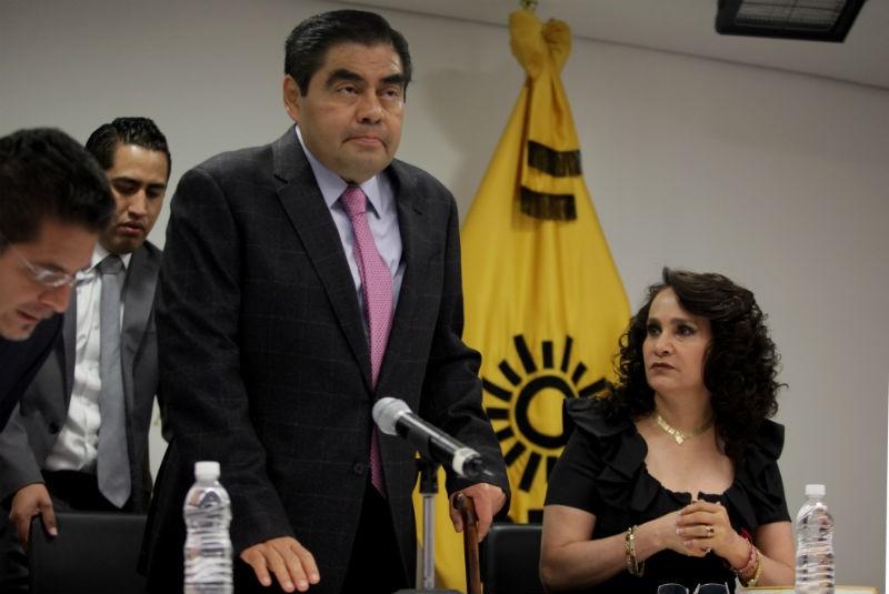 Senado reconoce a Padierna como coordinadora
