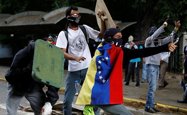 Ocho países condenan situación de Venezuela
