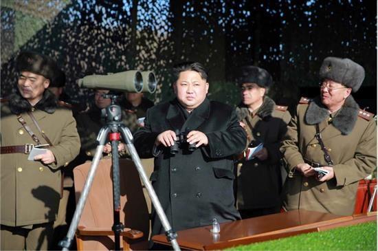 EU nos orilla a una guerra nuclear: Corea del Norte