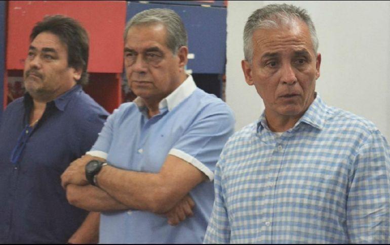 Sergio Bueno, nuevo técnico del Atlante
