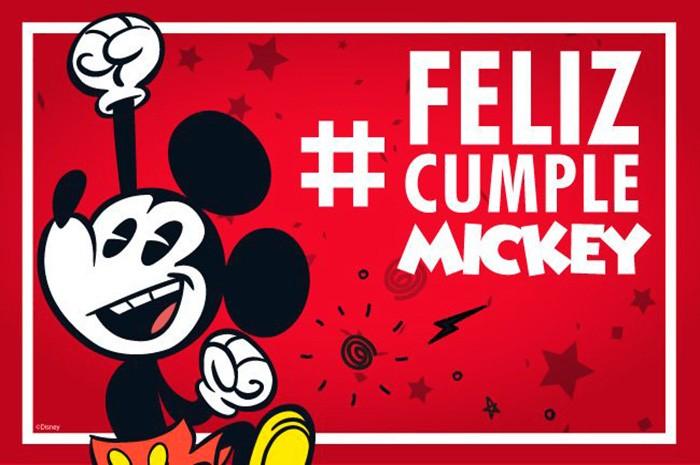 Feliz Cumpleanos Mickey El Fronterizo