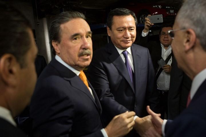 Gamboa confía en aprobación de Ley de Seguridad contra el crimen organizado
