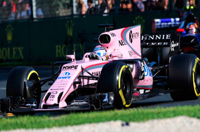 'Checo' saldrá séptimo en el Gran Premio de Japón