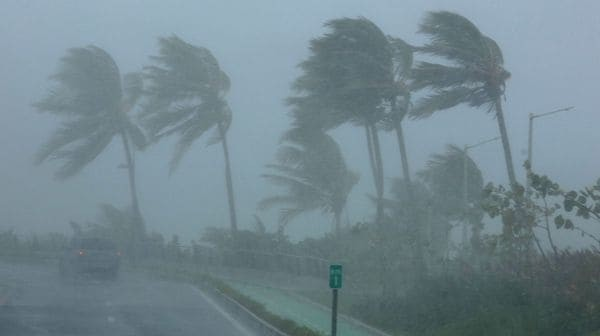 El Huracán Irma impacta en el Caribe