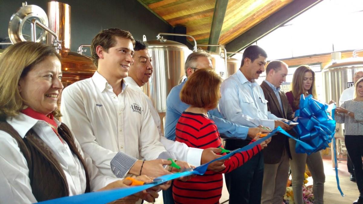 Adesivo De Parede Infantil Barato ~ Abre sus puertas cervecería artesanal Cooper Lodge en Creel, proyectoúnico en el norte del país
