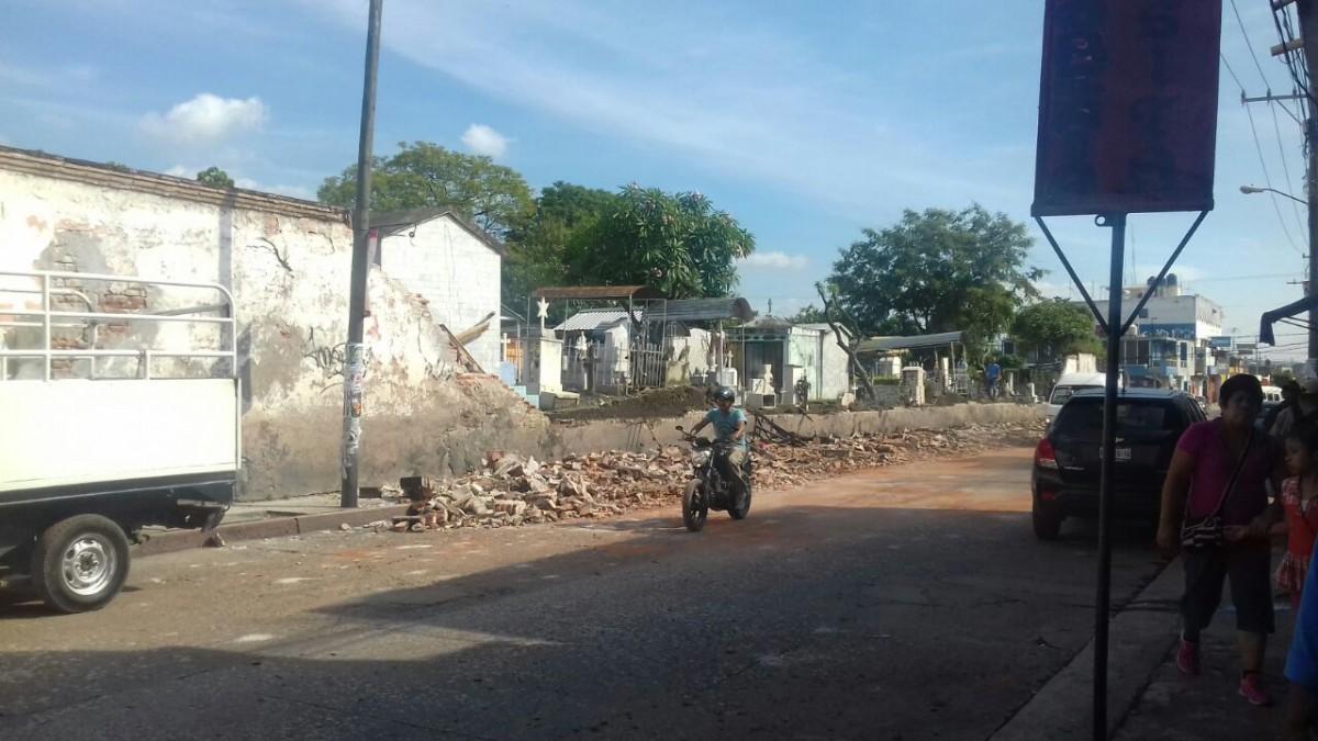 Confirman 5 muertos en Edomex tras sismo