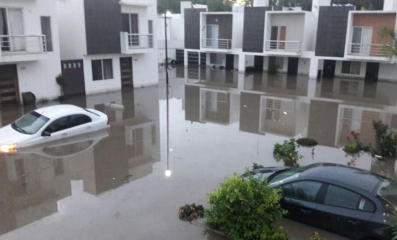 En Querétaro, un muerto y cuatro municipios afectados por las lluvias