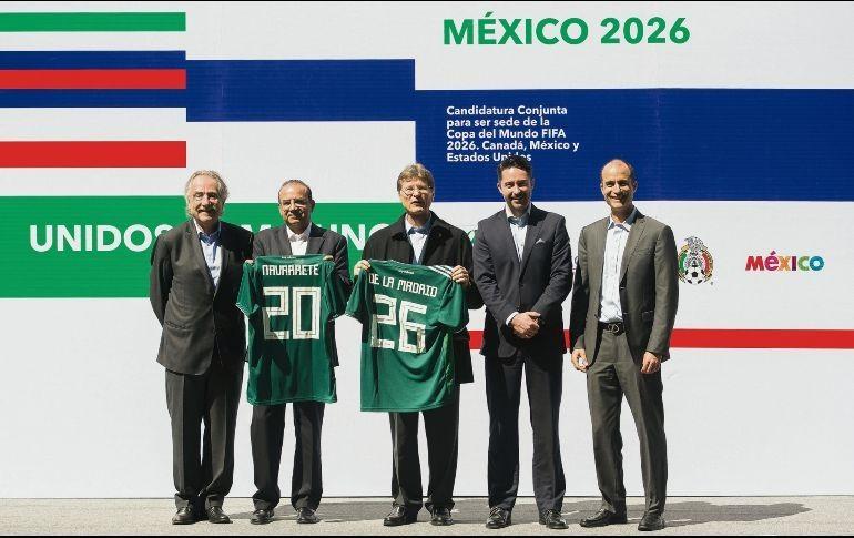 FIFA comienza inspección de candidatura norteamericana al Mundial 2026