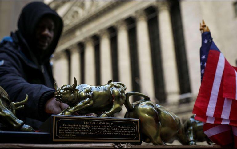 Tensión por Siria deja estela negativa en Wall Street