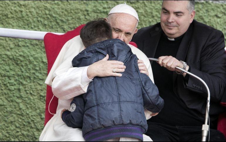 Papa Francisco dice tener preocupación por incapacidad de acuerdo en Siria