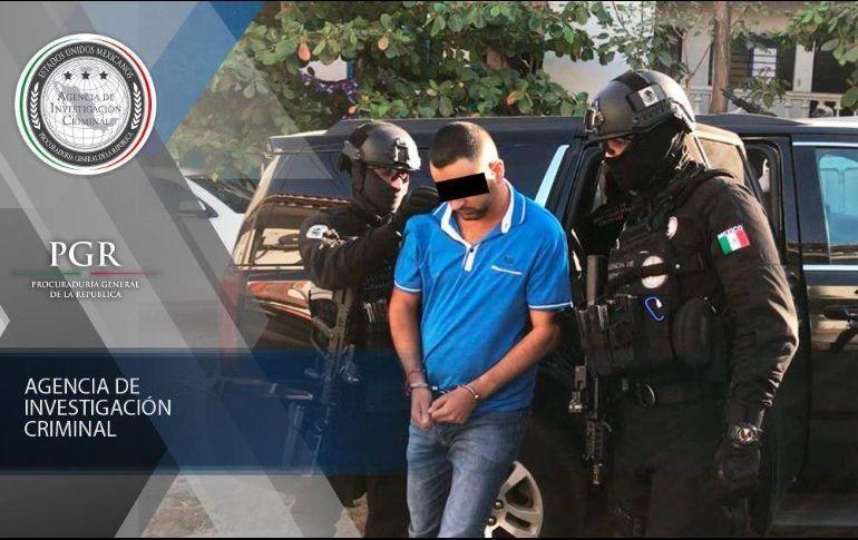 Detienen en Nayarit a hijo de 'Don Chelo'
