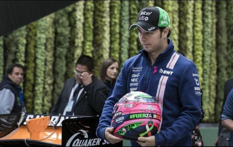 Force India pierde sus puntos pero podrá competir en Spa