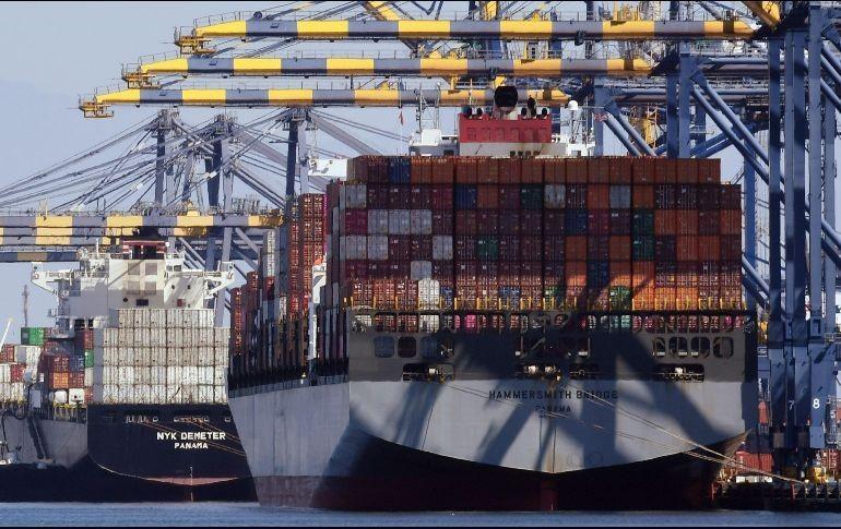 El déficit comercial crece un 1,7 % en octubre — Estados Unidos