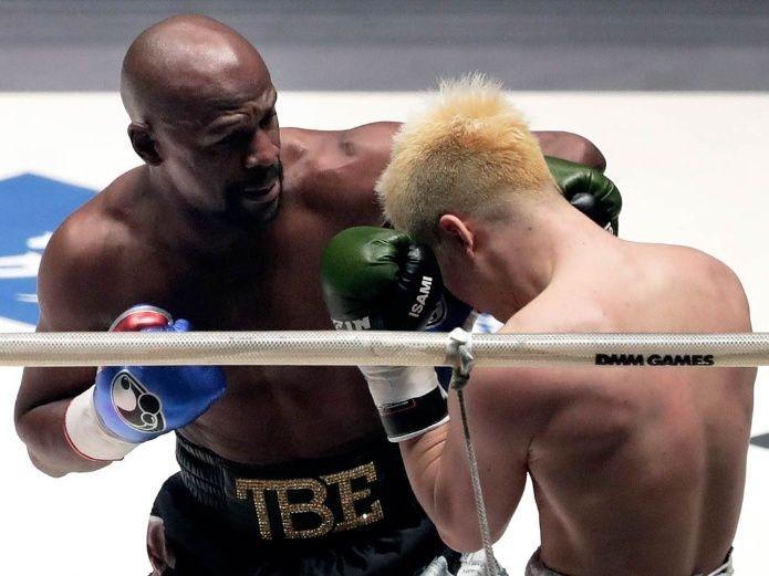 Boxeo|Floyd Mayweather vs. Tenshin Nasukawa