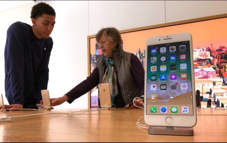 Apple confirma investigación del Departamento de Justicia