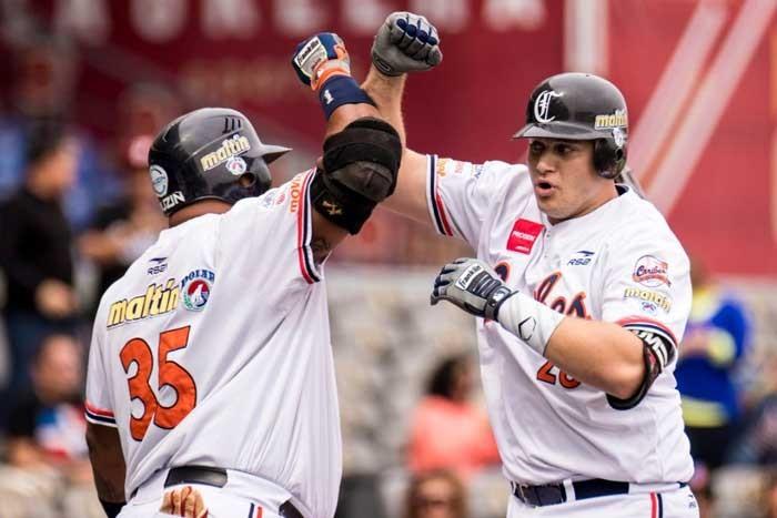Béisbol: Venezuela sacó la casta frente a México