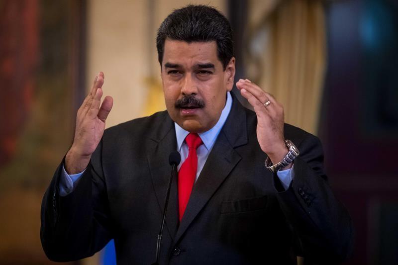 Nicolás Maduro tampoco entrará por Migraciones — Mercedes Aráoz