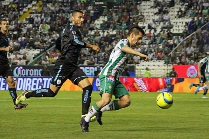 León y Querétaro dividen puntos