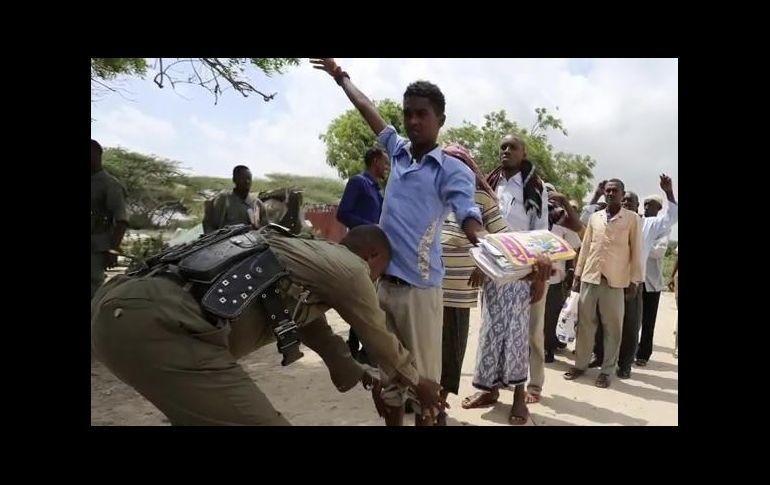 Doble atentado en Somalia deja al menos 20 muertos