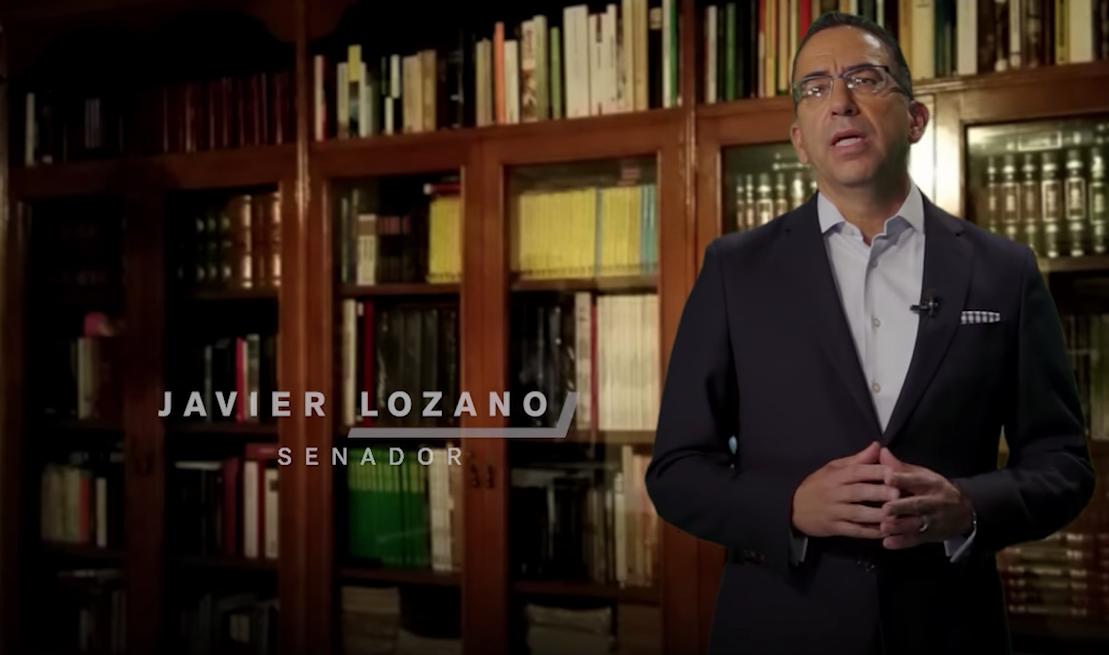 Javier Lozano renuncia al PAN y llama