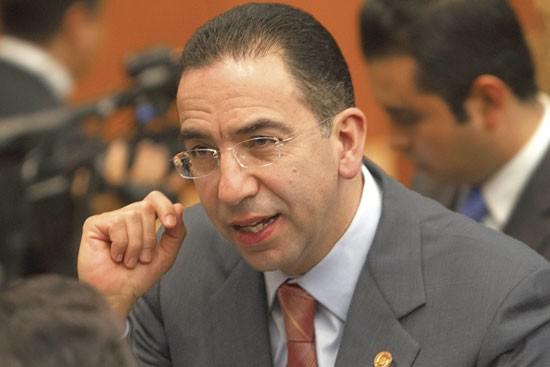 Aurelio Nuño llama a Ricardo Anaya 'pequeño dictador'