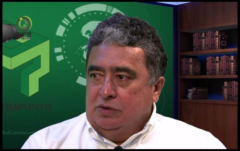 Fiscalía del estado detiene a Gabriel Mendicuti Loría