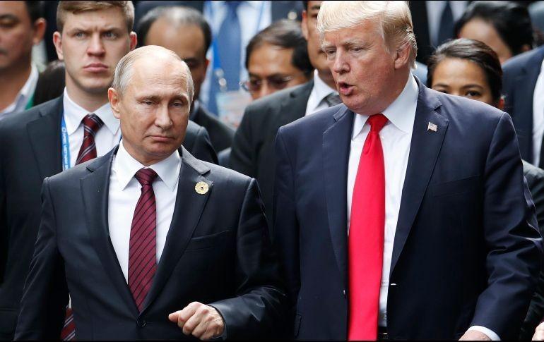 Santos: Trump debería pedirle a Putin que deje de apoyar a Maduro